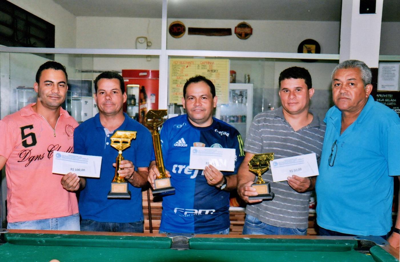23º Torneio de Sinuca do SINTSHOGASTRO-SCR